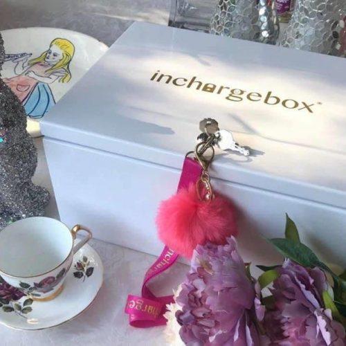inchargebox Unicorn White