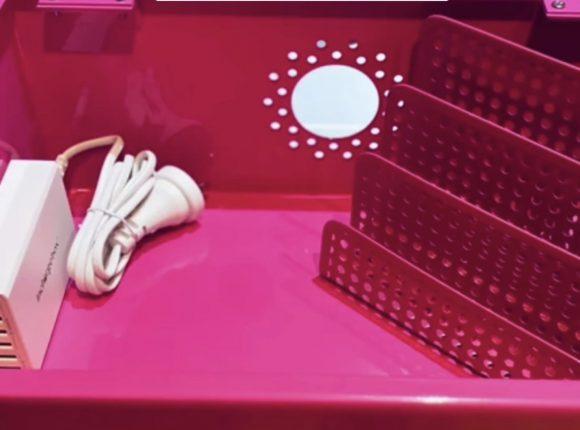 pinkaliciousstand